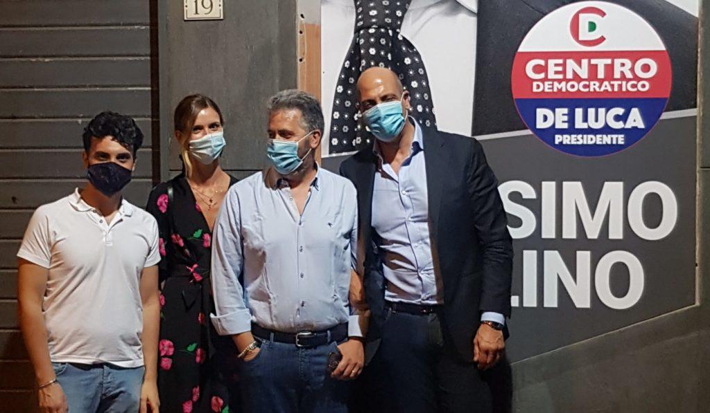 Massimo Golino 1024x597 CENTRO DEMOCRATICO: GOLINO PRESENTA LA SQUADRA DI ORTA DI ATELLA