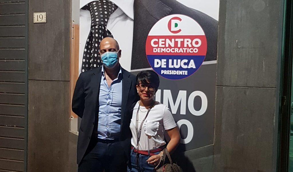 Massimo Golino2 1024x603 CENTRO DEMOCRATICO: GOLINO PRESENTA LA SQUADRA DI ORTA DI ATELLA