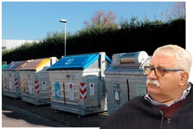 Nuovi contenitori stradali carta smeraldo 2 scaled RSU, LA GESTIONE DELL'ECOCAR…UNA MATTINA DI ORDINARIA MONNEZZA…