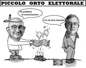 ORTO ELETTORALE 300x240 LE VIGNETTE DI SILVANA