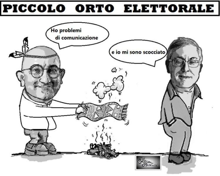 ORTO ELETTORALE scaled L'ANGOLO DEI FURBETTI: L'INDIANO E IL PRESUNTUOSO