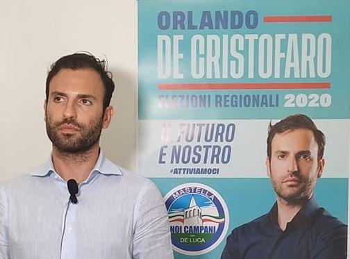Orlando de Cristofaro Noi Campani PARTE IO HO UN SOGNO, FINO A 3000 EURO PER LE DONNE CAMPANE. DE CRISTOFARO: GARANTIRE ACCESSO AL LAVORO ED EQUE RETRIBUZIONI