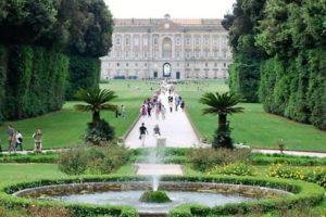 Parco della Reggia di Caserta 2 300x200 LA REGGIA DI CASERTA RIFLETTE SUI PASSI IN AVANTI DA FARE PER IL FUTURO