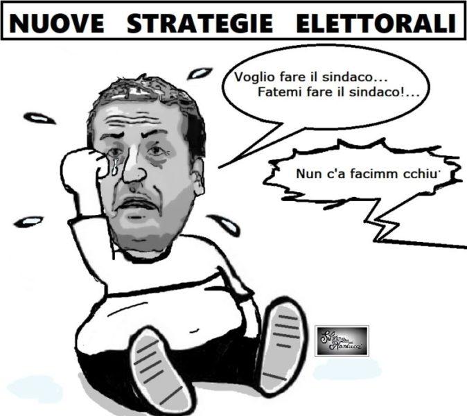 STRATEGIE ELETTORALI scaled STADIO DEL NUOTO, FONDO VASCA SPORCO E GALÀ ELETTORALE DI POLPET