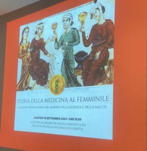 Storia della Medicina al femminile  292x300 A CASERTA LA STORIA DELLA MEDICINA AL FEMMINILE