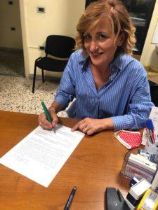 %name SAN NICOLA, INTERVISTA A CARMELA VAGLIVIELLO (FI): SOGNO UNA CITTÀ A MISURA DUOMO