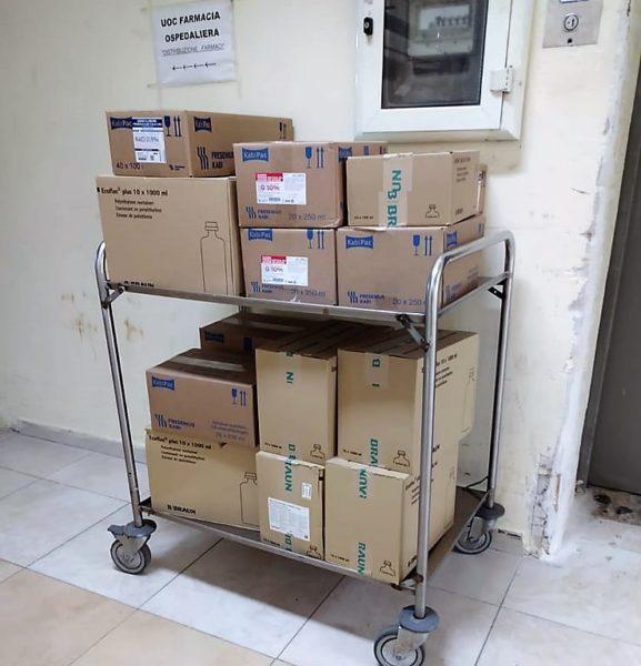 carrello ospedale OSPEDALE, IL MEMORIALE DELLA DOMENICA 111