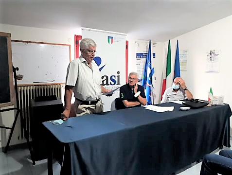 elezioni campania ASSEMBLEA ELETTIVA DEL COMITATO REGIONALE ASI CAMPANIA, NICOLA SCARINGI CONFERMATO ALLA PRESIDENZA