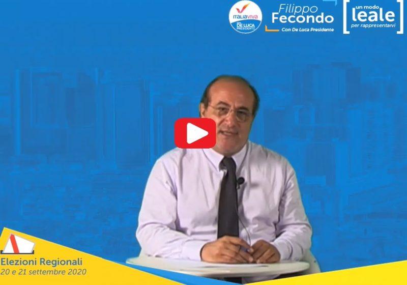 fecondo video scaled FILIPPO FECONDO (IV): NESSUN COMIZIO PUBBLICO COME ATTO DI RESPONSABILITÀ