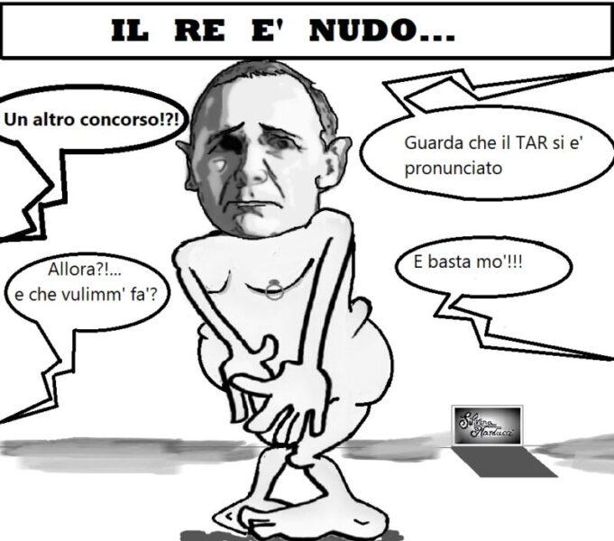 il re nudo 1 scaled OSPEDALE, AVVISI PUBBLICI BANDITI E RITIRATI, INTERVIENE IL TAR