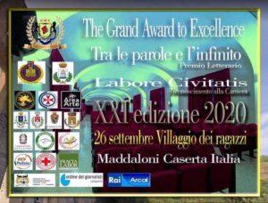 %name AL VILLAGGIO DEI RAGAZZI IL GRAND AWARD TO EXCELLENCE