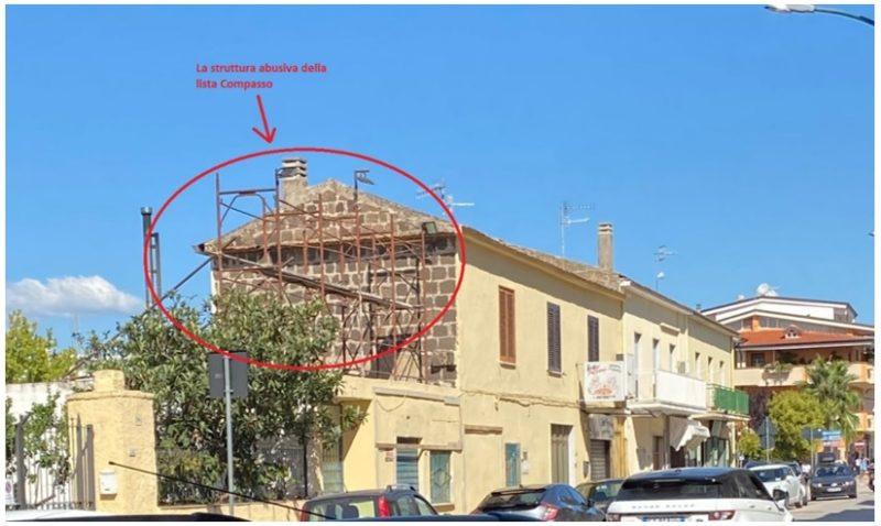 struttura lista Compasso scaled LE BUGIE DI ATTILIO COMPASSO INFIAMMANO LA PIAZZA CELLOLESE