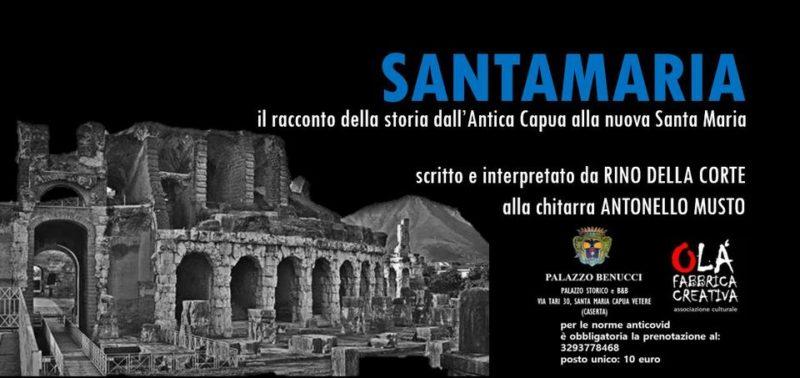 weekend 11 131 scaled SANTAMARIA, LO SPETTACOLO DI OLA FABBRICA CREATIVA L11 SETTEMBRE