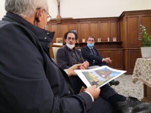 De Dasperi Capodrise San Donato 03 091020 300x225 RECUPERO DELLA CHIESA DI SAN DONATO, PARTE LINDAGINE STORICO ARTISTICA