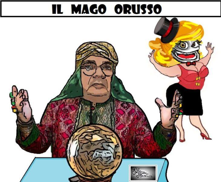 IL MAGO ORUSSO scaled OSPEDALE SAN ROCCO, GEOMETRI IN CATTEDRA NELLA UOC DI CARDIOLOGIA