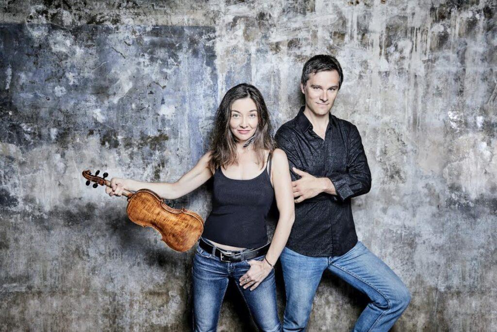 Lina Tur Bonet e Dani Espasa in concerto alla Domus Ars il 7 novembre 1024x683 INSTITUTO CERVANTES DI NAPOLI: TRE MESI DI EVENTI E INCONTRI