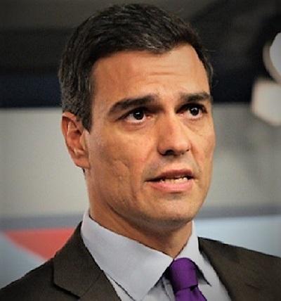 Pedro Sánchez SPAGNA: ELEZIONI GENERALI 2021?