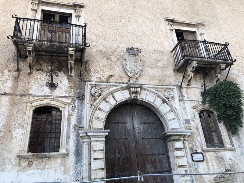 Piedimonte Matese Palazzo Ducale scaled PIEDIMONTE MATESE, PALAZZO DUCALE: SI AVVICINA L'AVVIO DEI LAVORI