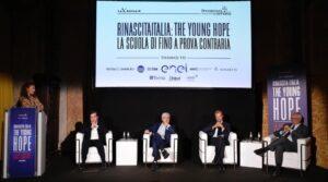 Rinascita Italia oggi 300x167 THE YOUNG HOPE, INCONTRO CON DALEMA, TREMONTI E IL MINISTRO AMENDOLA