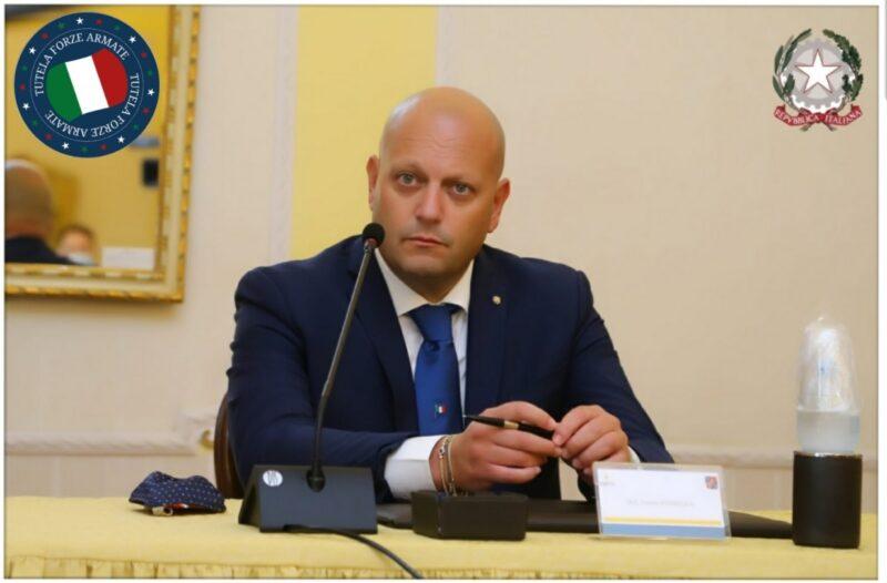 VALERIO IOVINELLA scaled DE LUCA ANNUNCIA IL COPRIFUOCO E A NAPOLI PARTE LA RIVOLTA: LINTERVENTO DELLASSOCIAZIONE TUTELA DELLE FORZE ARMATE