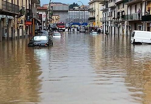 alluvione a benevento ALLUVIONE DI BENEVENTO, QUINTO ANNIVERSARIO: LINTERVENTO DI MASTELLA