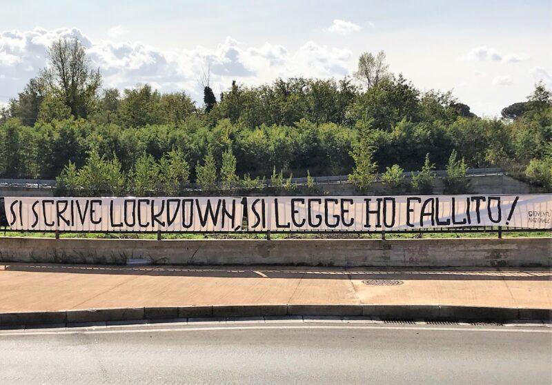 "%name I GIOVANI DI FdI: ""SI SCRIVE LOCKDOWN, SI LEGGE HO FALLITO!"""