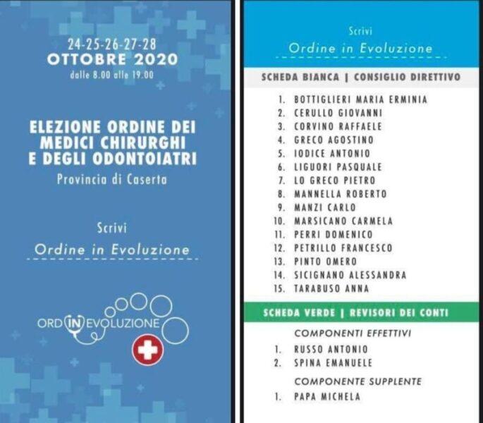 lista ordine medici 1 scaled ORDINE DEI MEDICI: CINQUE GIORNI PER LE VOTAZIONI