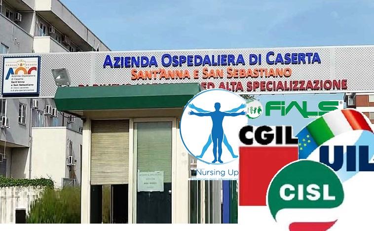 ospedale caserta sindacati RIUNIONE SINDACALE ALL'AORN DI CASERTA