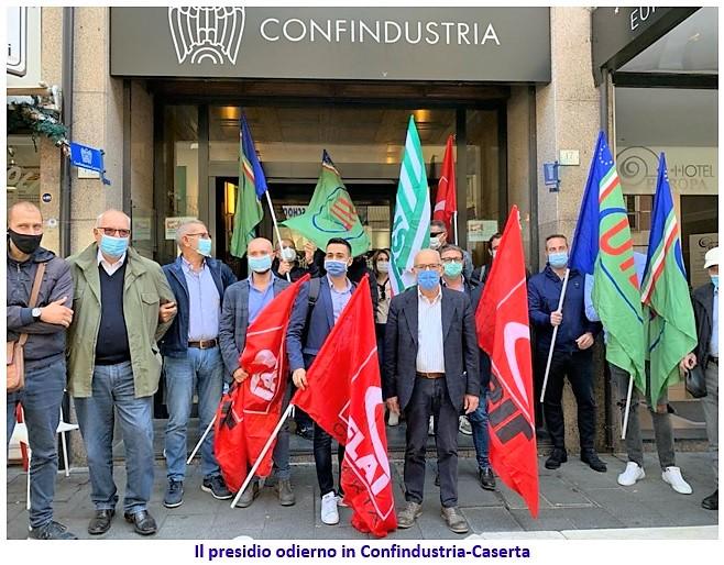 sciopero COCA COLA, FERRARELLE E LETE NON RICONOSCONO IL CONTRATTO COLLETTIVO NAZIONALE, PARTE LA CONTRAPPOSIZIONE CON I LAVORATORI