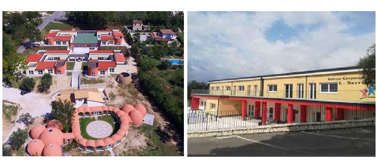 scuole san potito scuola gioia sannitica ANOMALIE DELLERA COVID, SCUOLA: DUE COMUNI CONFINANTI...DUE REALTA
