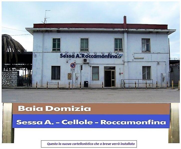 stazione cellole CAMBIO DEL NOME PER LA STAZIONE FERROVIARIA DI SESSA AURUNCA: DI LEONE BATTE OLIVIERO 1 – 0!