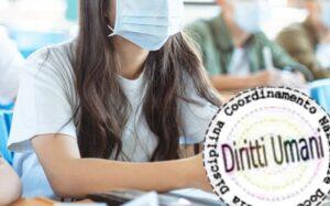 studenti con mascherine scuola CNDDU 300x187 CNDDU, LE PROPOSTE DEL MONDO DELLA SCUOLA SUI VACCINI