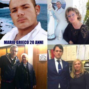 %name PROCESSO MORTE MARIO GRECO, SPAZIANI CONFERMATO COLPEVOLE