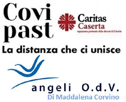 ANGELI MADDALENA CORVINO CARITAS ASSOCIAZIONE ANGELI O.D.V., COVI PAST: DISTRIBUZIONE DI PASTI CALDI A CASERTA
