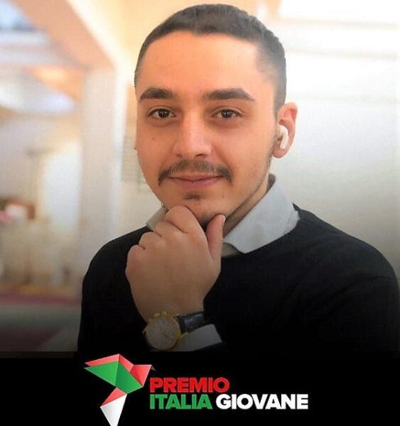 """Angelo Bottone foto 1 MATESE, ANGELO BOTTONETRA I VINCITORI DEL """"PREMIO ITALIA GIOVANE"""""""