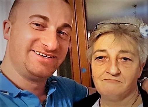 Antonietta Biancaniello e il figlio Raffaele Rullo IL TENTATO OMICIDIO DI VALENTINA ANGOTTI E L'OMICIDIO DI ANDREA LA ROSA