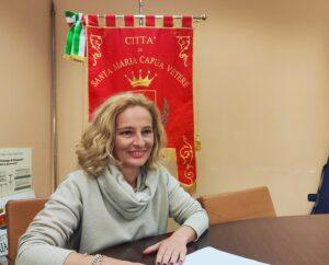 Assessore Rosida Baia 300x242 SANTA MARIA CAPUA VETERE, PRONTI ASSEGNI DI CURA
