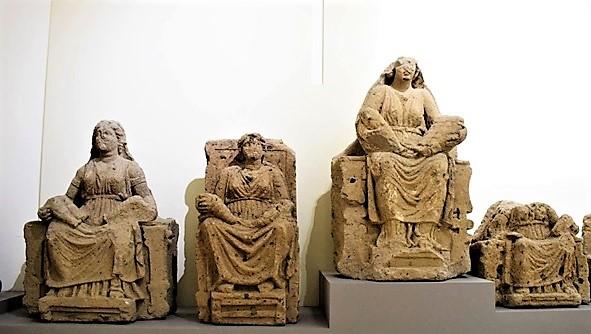 MADRI MUSEO VIVENTE DELLE MADRI: IL MONUMENTO PIU SIGNIFICATIVO DELLA CIVILTA ITALICA