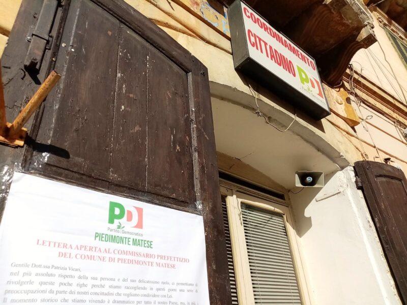 %name PIEDIMONTE MATESE, AMMINISTRATIVE IN PRIMAVERA: IL PD SCALDA I MOTORI