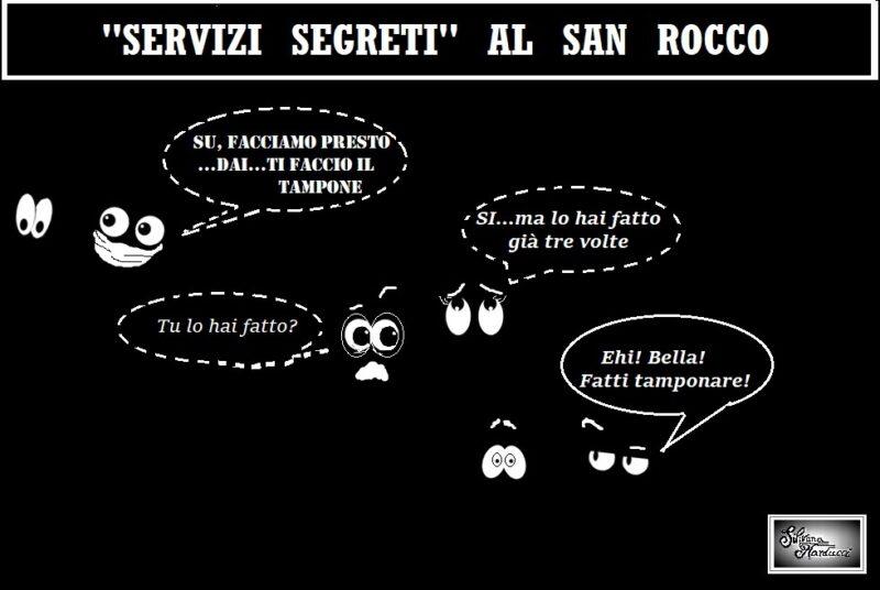 TAMPONI SEGRETI scaled OSPEDALE SAN ROCCO, TAMPONI AUMM AUMM IN DIREZIONE SANITARIA