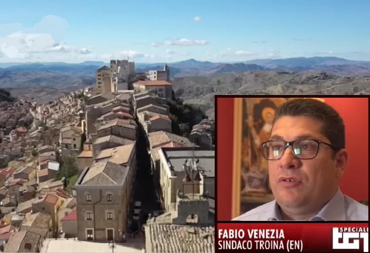 fabio venezia sindaco Troina ENNA TROINA (ENNA), INVESTIMENTI PER 75 MILIONI DI EURO; IL SINDACO FABIO VENEZIA È IL PIÙ VIRTUOSO DITALIA