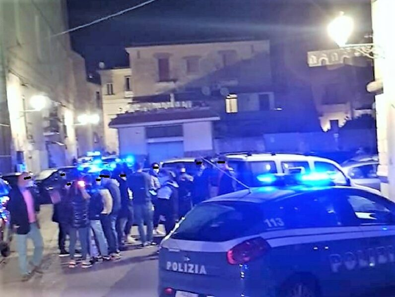 libico sessa LIBICO SEMINA IL TERRORE A SESSA, TORNA LA PAURA NEL CENTRO STORICO