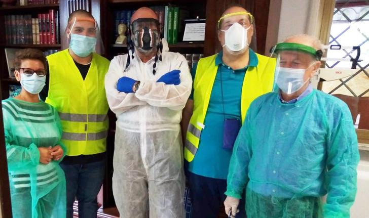 team vaccinale studio dangelo CASAGIOVE, DOTTOR DANGELO: ULTIMI GIORNI DI CAMPAGNA VACCINALE CONTRO LINFLUENZA