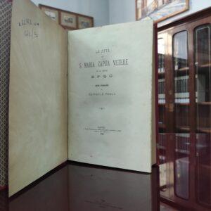 Biblioteca Comunale Santa Maria Capua Vetere 300x300 SANTA MARIA CAPUA VETERE: BIBLIOTECA COMUNALE, ARRIVANO FONDI REGIONALI