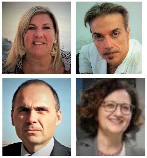 Carrara Petruzziello Gubitosa Annecchiarico OSPEDALE, DELIBERE, SCIVOLATE & COINCIDENZE