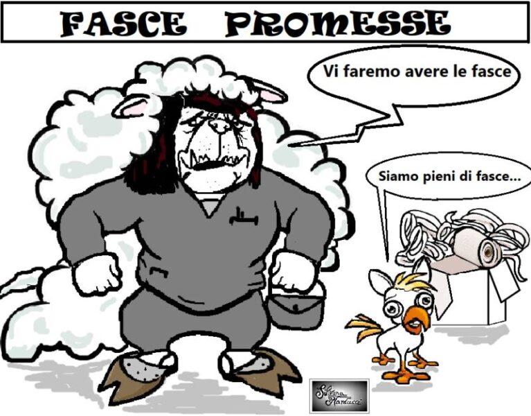 FASCE PROMESSE scaled OSPEDALE, FASCIA, SINDACATI ALLA RISCOSSA (SEE… PER SÉ E PER I SUOI)