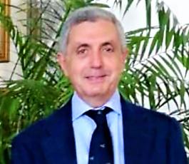 Gustavo Ascione presidente del consorzio San Leucio Textile LANTICA ARTE SERICA RIPARTE DAL REAL SITO DI CARDITELLO
