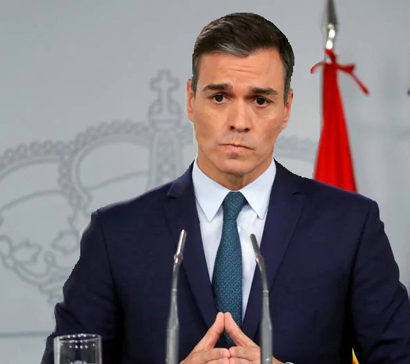 Pedro Sánchez  SPAGNA: LA CORTE SUPREMA HA DICHIARATO GUERRA AL GOVERNO SÁNCHEZ?