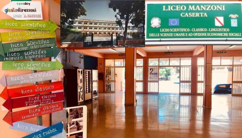 """%name LICEO """"MANZONI"""": ED ECCO CHE L'OPEN DAY DIVENTA VIRTUAL!"""