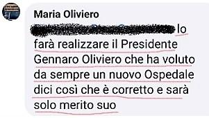 post maria oliviero OSPEDALE CONNECTION PER IL NUOVO OSPEDALE DI SESSA AURUNCA…INIZIANO A SPUNTARE GLI INTERESSI VERI!!!